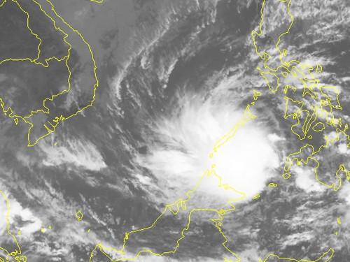 Bão Tembin có thể mạnh hơn bão Linda, đổ bộ vào Nam Bộ với cấp thảm họa - Ảnh 2.