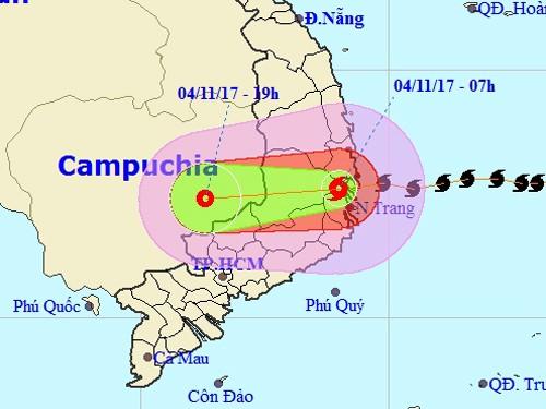 Bão vào, mưa đặc biệt to, cảnh báo những địa chỉ đỏ lũ quét, sạt lở đất - Ảnh 1.