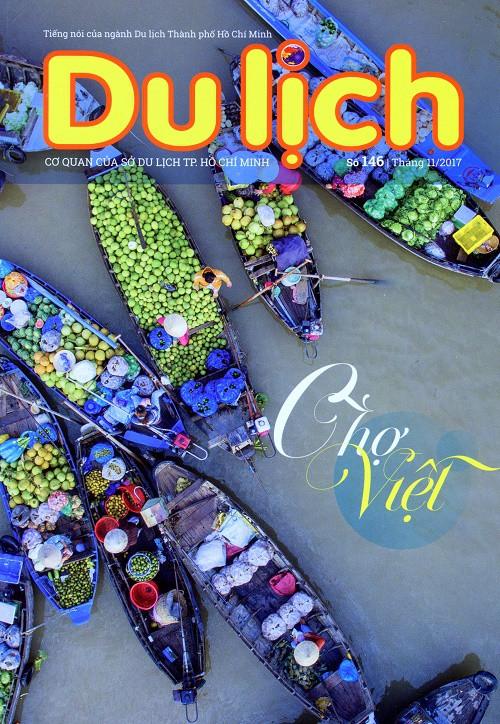 TP HCM phát hành tạp chí du lịch song ngữ Việt - Anh - Ảnh 1.
