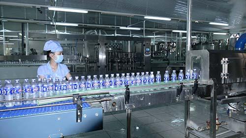 Dây chuyền sản xuất nước tinh khiết của Bidrico