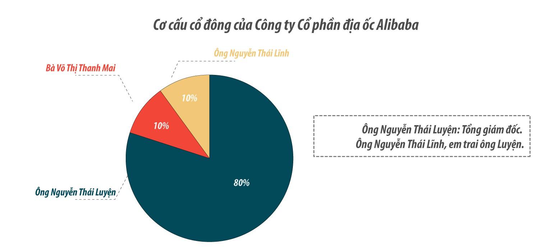 Bóc mẽ 10 dự án bánh vẽ của Công ty địa ốc Alibaba - Ảnh 2.