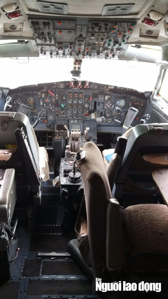 Xử lý máy bay Boeing bị bỏ ở Nội Bài: 1 tiền gà, 3 tiền thóc - Ảnh 2.