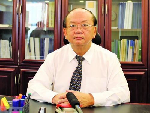 Nguyên Thứ trưởng Bộ TN-MT Bùi Cách Tuyến phản hồi về biệt phủ - Ảnh 2.