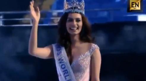 Cận cảnh nhan sắc Hoa hậu Thế giới 2017 - Ảnh 1.