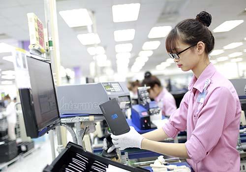 Xuất khẩu của khối FDI ngày càng phình to - Ảnh 1.