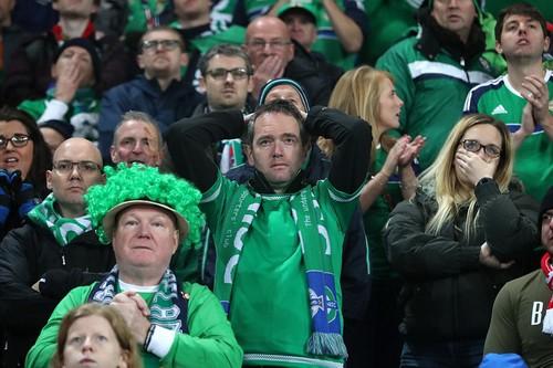 Bắc Ireland khóc hận, Thụy Sĩ đoạt vé dự World Cup - Ảnh 5.
