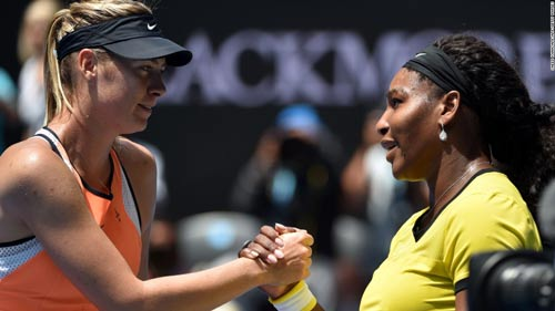 Tự truyện Sharapova: Không thể dừng bước - Ảnh 1.