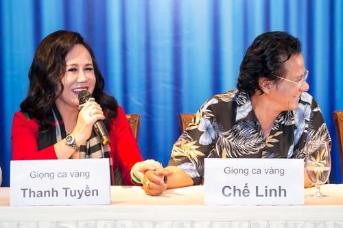 Ca sĩ Thanh Tuyền: Tôi không có số yêu nghệ sĩ nên không yêu Chế Linh - Ảnh 1.