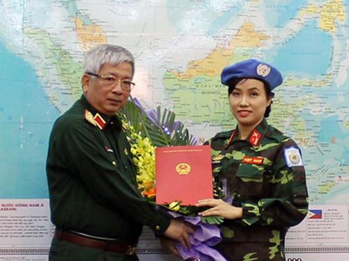Tướng Nguyễn Chí Vịnh: Việt Nam cam kết đóng góp cho Gìn giữ hòa bình - Ảnh 3.