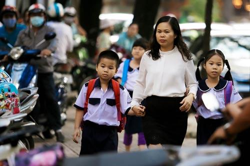 Ngành giáo dục TP HCM nỗ lực thực hiện lời hứa - Ảnh 2.