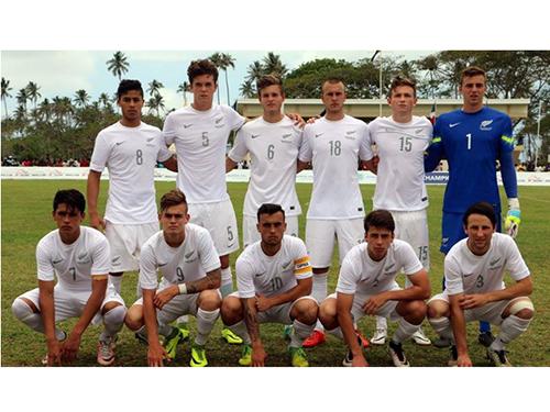 U20 New Zealand không phải dạng vừa khi vô địch trẻ châu Đại Dương và trận mở màn với U20 Việt Nam vào ngày 22-5 có ý nghĩa quyết định đến khả năng tiến xa của 2 đội Ảnh: FIFA