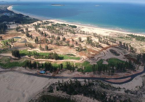 Phú Yên sai phạm hàng loạt về đầu tư xây dựng - Ảnh 1.