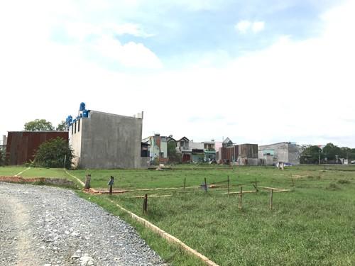 Đất ở 25 m2 được tách thửa: Hợp lòng dân - Ảnh 1.