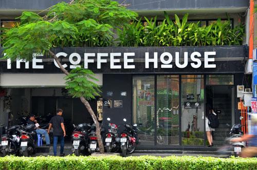 The Coffee House là một trong những chuỗi cà phê phát triển mạnh nhất hiện nayẢnh: Tấn Thạnh