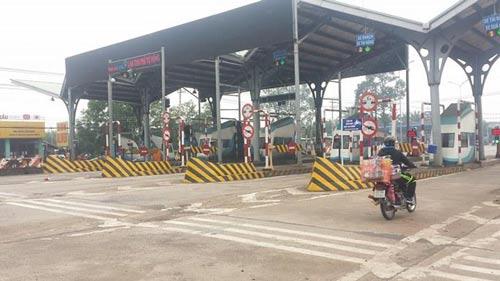 Trạm BOT Biên Hòa đặt sai vị trí - Ảnh 1.