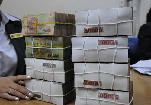Thừa tiền, kho bạc gửi ngân hàng 140.000 tỉ đồng - Ảnh 1.