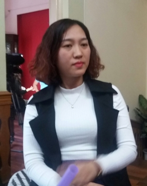 Cô Trần Thị Thu Nhung khẳng định không tư vấn cho nhà trường làm phiếu khảo sát