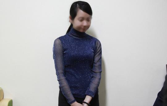 Cô giáo Ngô Thị Thùy Linh