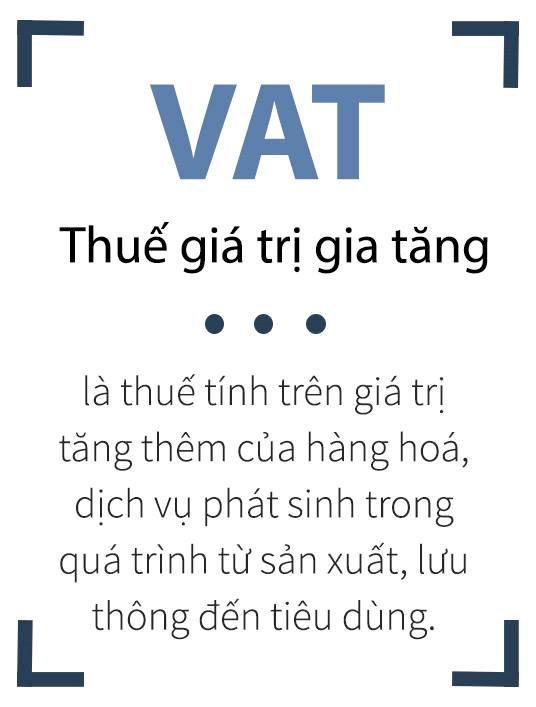 Người nghèo không còn sức chống trả việc tăng thuế VAT - Ảnh 1.