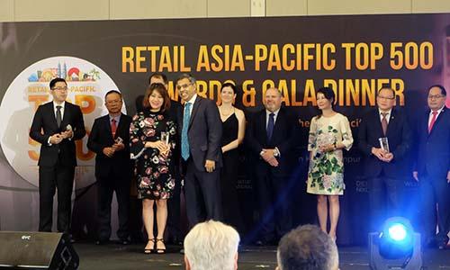 Thế Giới Di Động được vinh danh nhà bán lẻ số 1 tại Việt Nam - Ảnh 1.