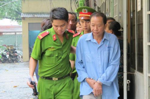 Một đối tượng bị đưa ra xét xử ở TP HCM vì có hành vi dâm ô với trẻ emẢnh: Phạm Dũng