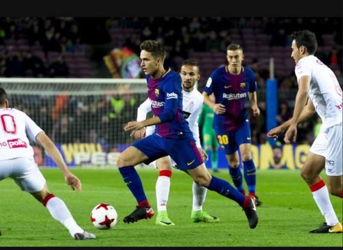 Mở đại tiệc 5 sao, Barcelona đoạt vé vòng 1/8 Cúp Nhà vua - Ảnh 4.