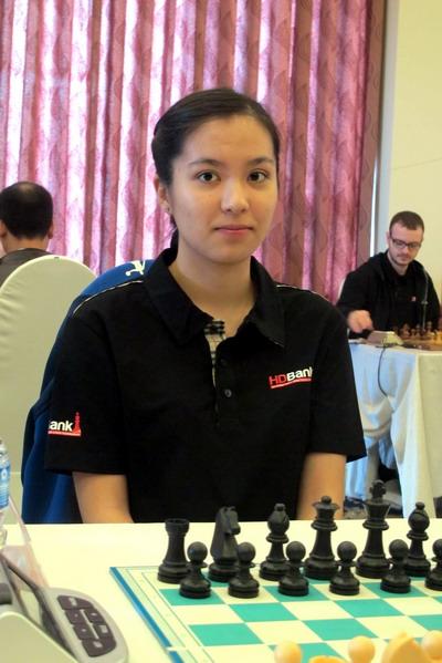 Dinara Saduakassova