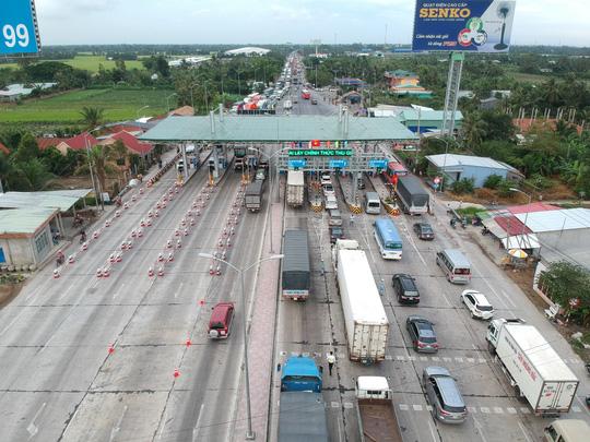 Kiểm toán kiến nghị giảm thu phí 62 năm tại 22 trạm thu phí giao thông - Ảnh 1.