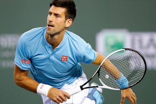 Djokovic sớm mất break, đánh rơi ưu thế trước Kyrgios