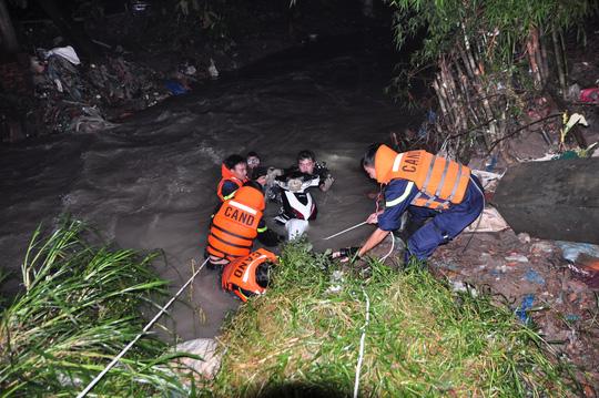 Đồng Nai: Lại thêm 1 người bị cuốn mất tích khi mưa lớn - Ảnh 2.
