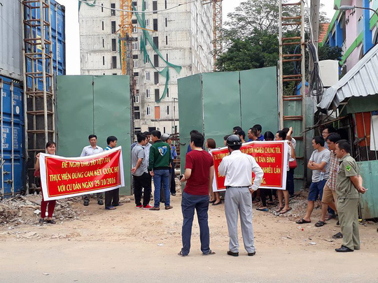Thanh tra toàn diện dự án Tân Bình Apartment - Ảnh 1.