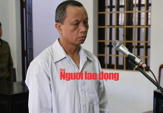 Đề nghị tăng hình phạt bảo vệ trường tiểu học hiếp dâm - Ảnh 1.