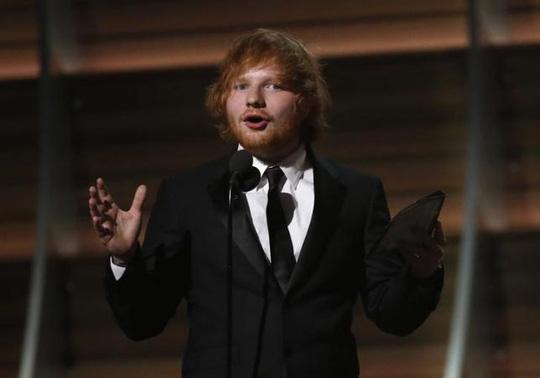 Ed là nghệ sĩ nổi tiếng ở Anh