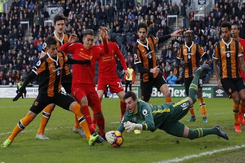 Liverpool tấn công nhiều nhưng không hiệu quả