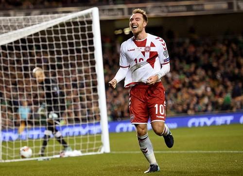 Người hùng Eriksen tỏa sáng, Đan Mạch đoạt vé dự World Cup - Ảnh 5.