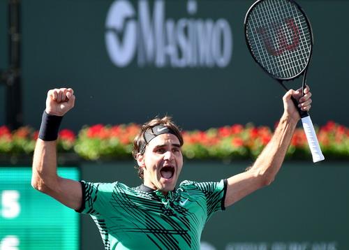 Federer giành danh hiệu thứ 90 tại Indian Wells tuần trước