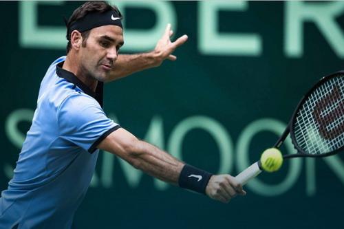 Halle Open: Kỳ tích thứ 9 của Federer - Ảnh 2.