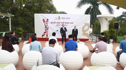2017 BRG Golf Hà Nội Festival - Sân chơi truyền thống của golfers - Ảnh 2.