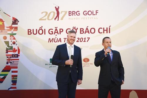 2017 BRG Golf Hà Nội Festival - Sân chơi truyền thống của golfers - Ảnh 1.