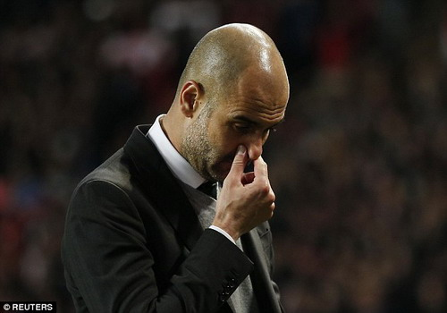 Pep Guardiola quyết cải tổ Man City