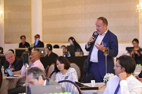 Manulife tổ chức hội nghị Nhà Đầu tư toàn cầu tại Việt Nam - Ảnh 1.