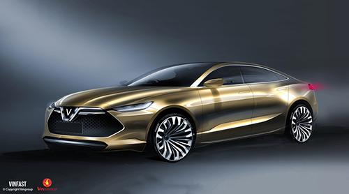 VinFast tiết lộ 20 mẫu thiết kế ôtô cho người Việt - Ảnh 1.