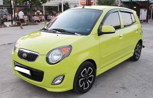 Những mẫu ôtô 300 triệu dễ chọn cho phụ nữ Việt - Ảnh 1.