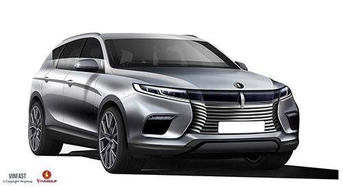 VinFast tiết lộ 20 mẫu thiết kế ôtô cho người Việt - Ảnh 2.