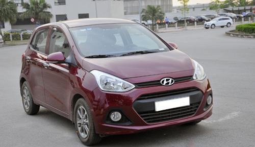 Những mẫu ôtô 300 triệu dễ chọn cho phụ nữ Việt - Ảnh 4.