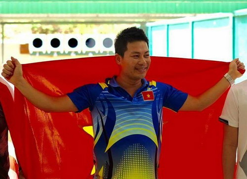 SEA Games ngày 23-8: Cú đúp vàng của Lê Tú Chinh - Ảnh 16.