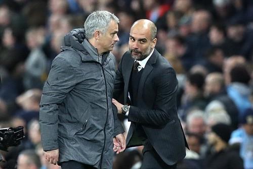 Jose Mourinho mắng cầu thủ Man City vô giáo dục - Ảnh 2.