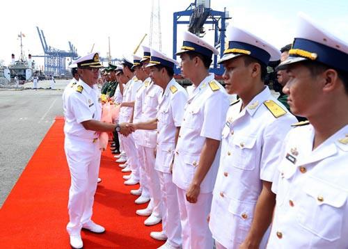 Việt Nam - Malaysia tăng cường hợp tác hải quân - Ảnh 1.
