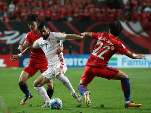 Hàn Quốc, Ả Rập Saudi giành vé đến World Cup - Ảnh 5.