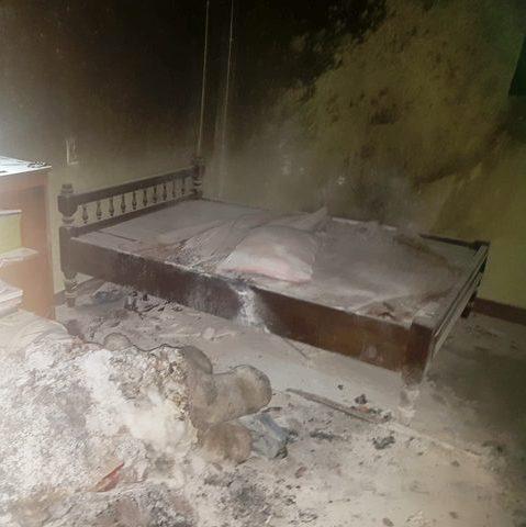 Nữ công nhân chết cháy tại phòng ngủ nhà bạn trai - Ảnh 1.